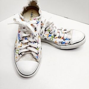 Converse All Star Women's 7 Low Top Chuck Taylor